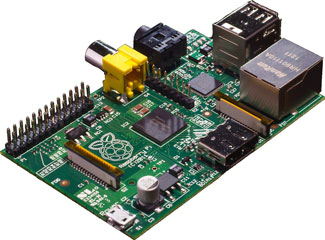 raspberry pi revision one